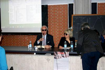 Seminario Urbino Presidente Club Italiano del Braille Nicola Stilla